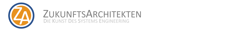ZukunftsArchitekten: Systems | Engineering | Leadership